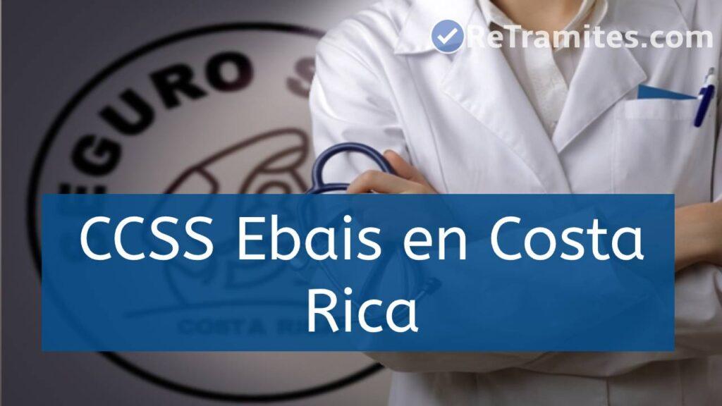 CCSS Ebais Costa Rica